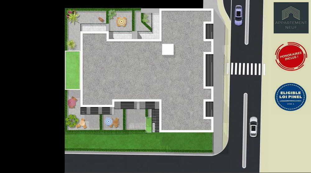 Appartement à vendre 3 67m2 à Castelnau-le-Lez vignette-3