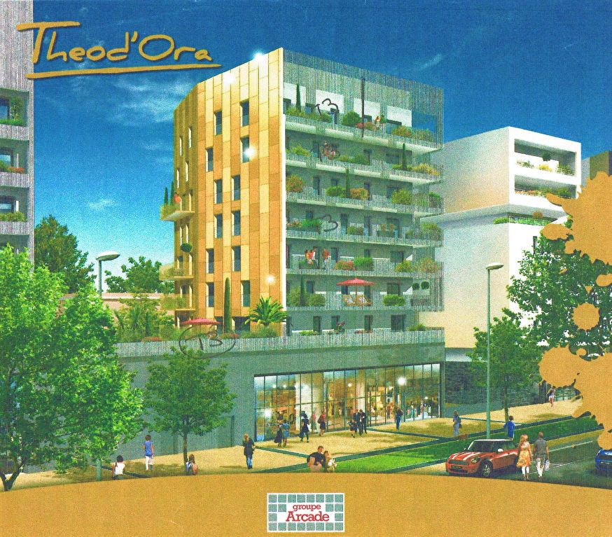 Appartement à vendre 3 65m2 à Montpellier vignette-5