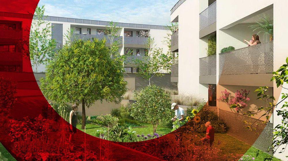 Appartement à vendre 2 65.35m2 à Montpellier vignette-2