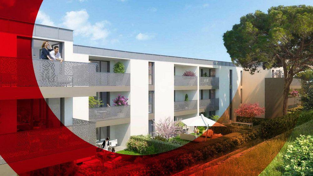 Appartement à vendre 2 65.35m2 à Montpellier vignette-3