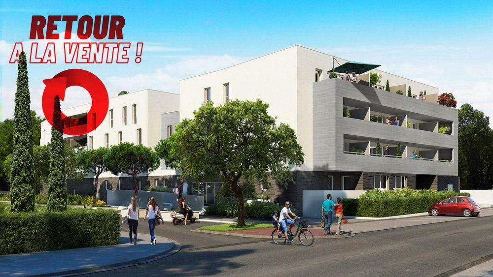 Appartement à vendre 2 42.5m2 à Montpellier vignette-1