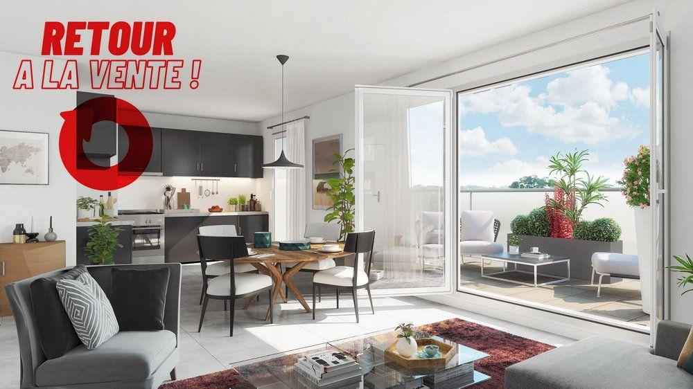Appartement à vendre 2 42.5m2 à Montpellier vignette-2