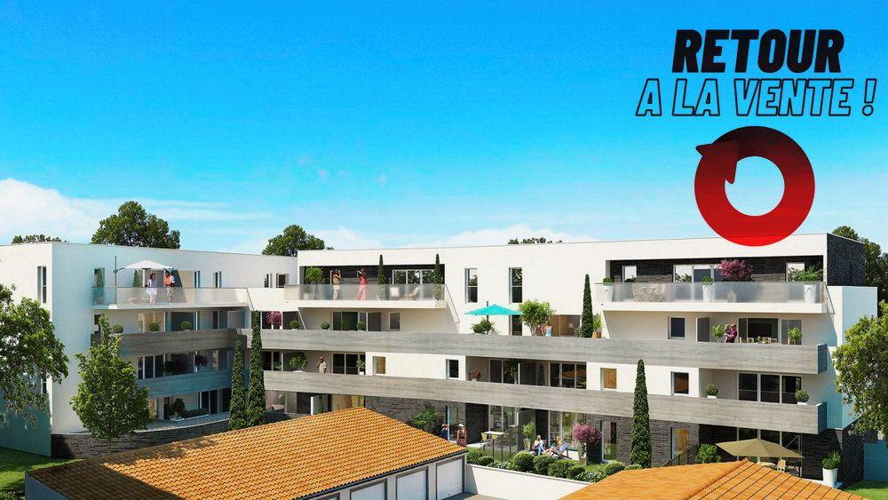 Appartement à vendre 2 42.5m2 à Montpellier vignette-3