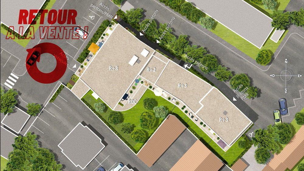 Appartement à vendre 2 42.5m2 à Montpellier vignette-4