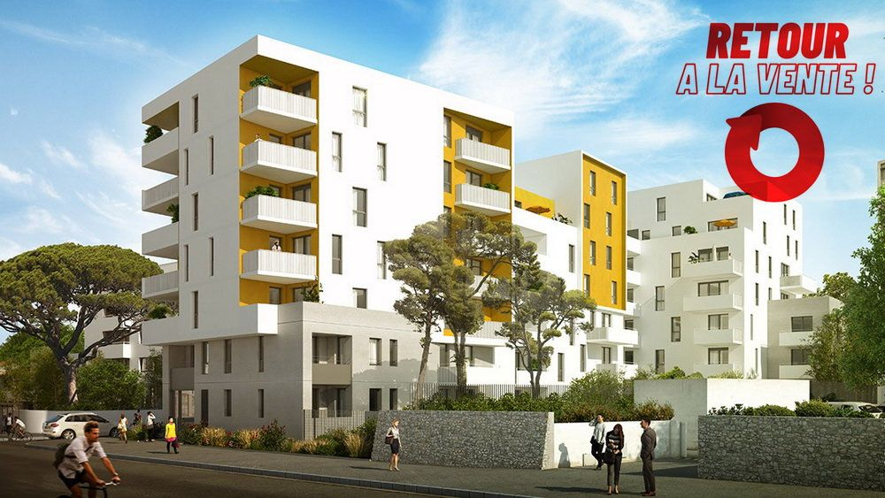 Appartement à vendre 2 43.5m2 à Montpellier vignette-1