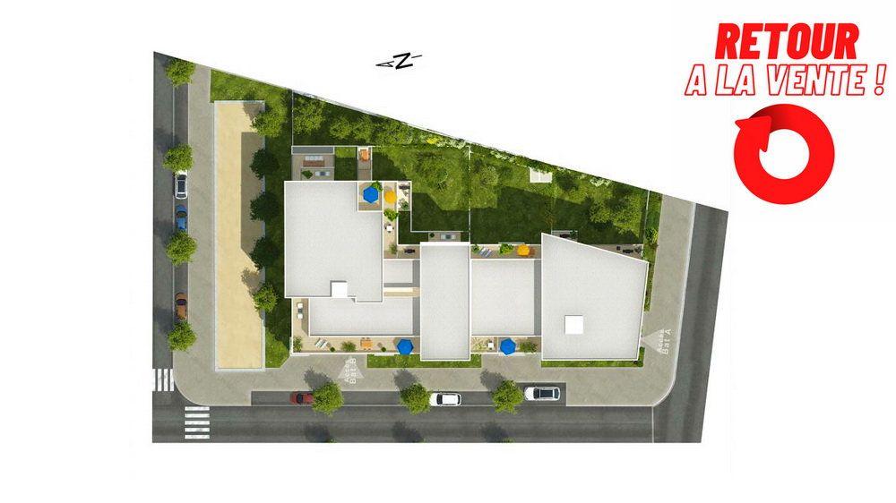 Appartement à vendre 2 43.5m2 à Montpellier vignette-3