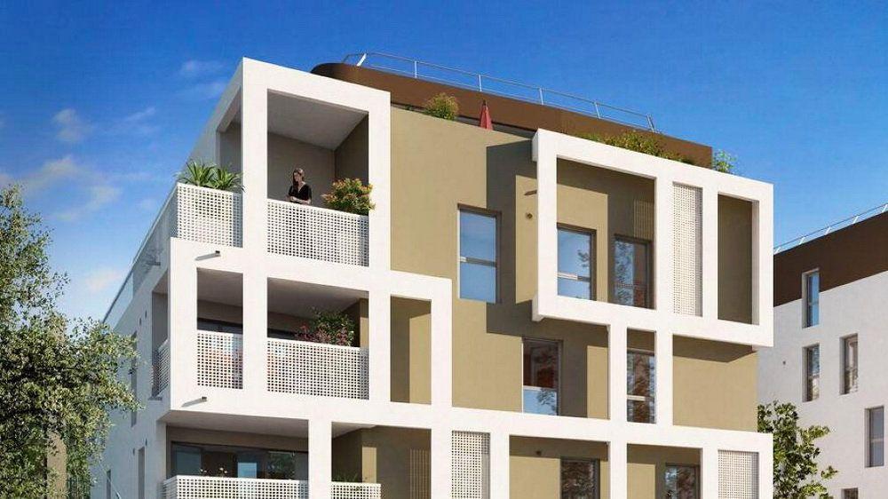 Appartement à vendre 1 23m2 à Montpellier vignette-1