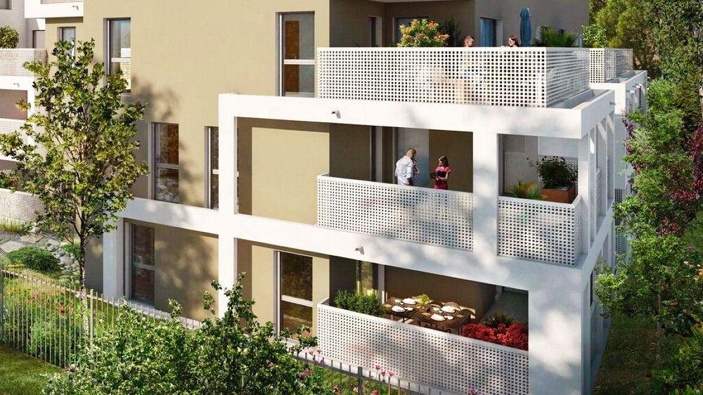 Appartement à vendre 1 23m2 à Montpellier vignette-2