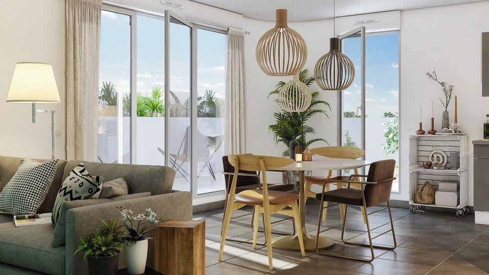 Appartement à vendre 1 23m2 à Montpellier vignette-3