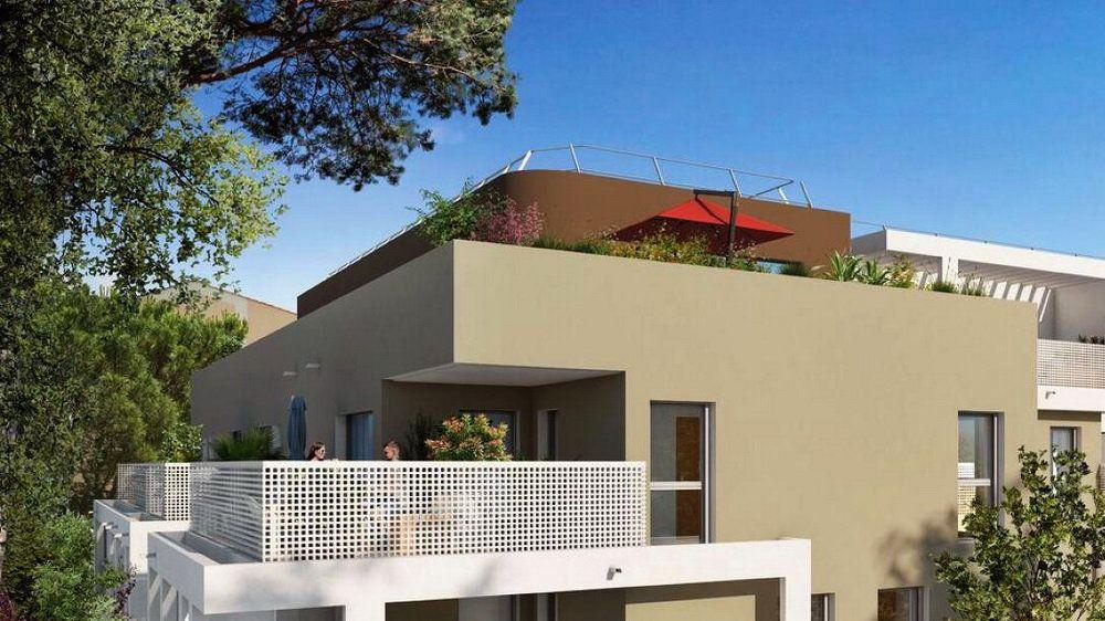 Appartement à vendre 1 23m2 à Montpellier vignette-4