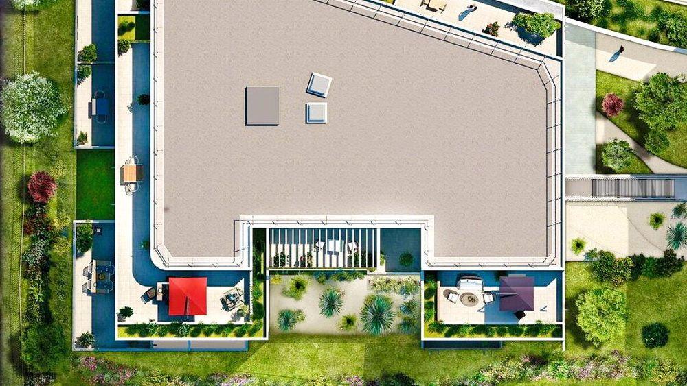 Appartement à vendre 1 23m2 à Montpellier vignette-6