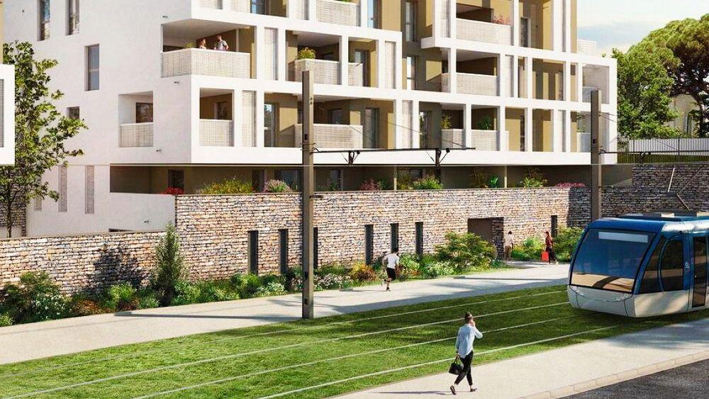Appartement à vendre 2 40m2 à Montpellier vignette-1