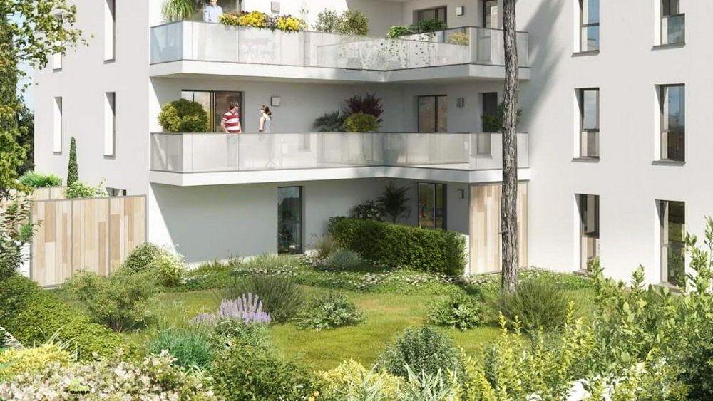 Appartement à vendre 4 75.8m2 à Montpellier vignette-1