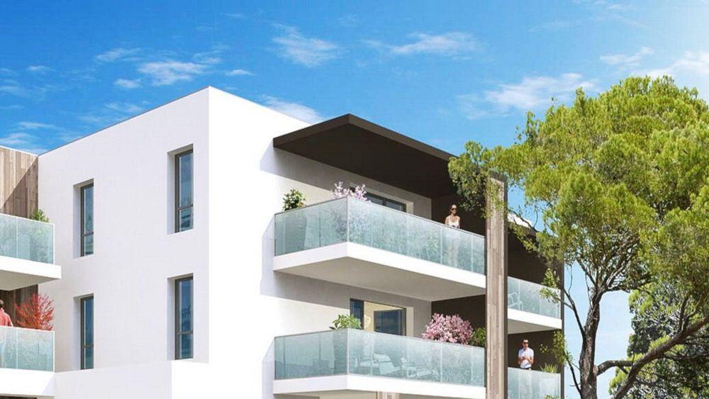 Appartement à vendre 4 75.7m2 à Montpellier vignette-1