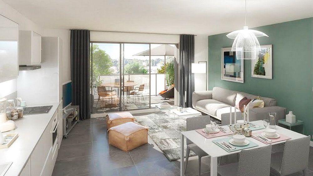 Appartement à vendre 4 75.7m2 à Montpellier vignette-2