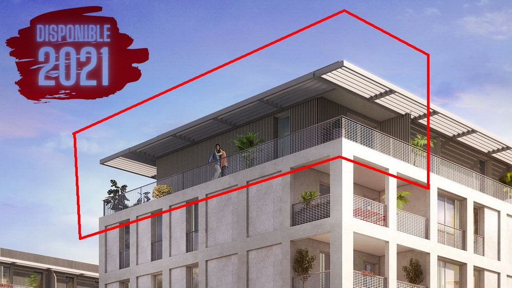 Appartement à vendre 4 89m2 à Montpellier vignette-1