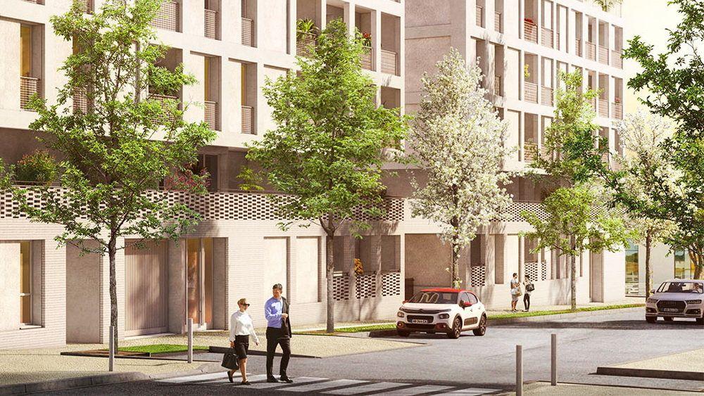 Appartement à vendre 4 89m2 à Montpellier vignette-2