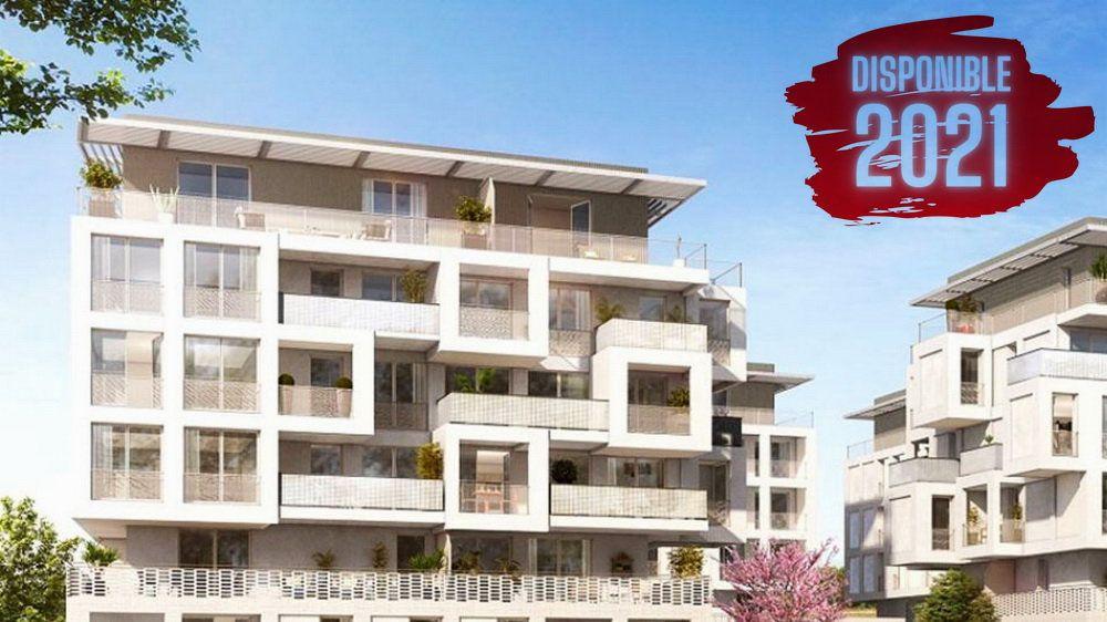 Appartement à vendre 4 89m2 à Montpellier vignette-5