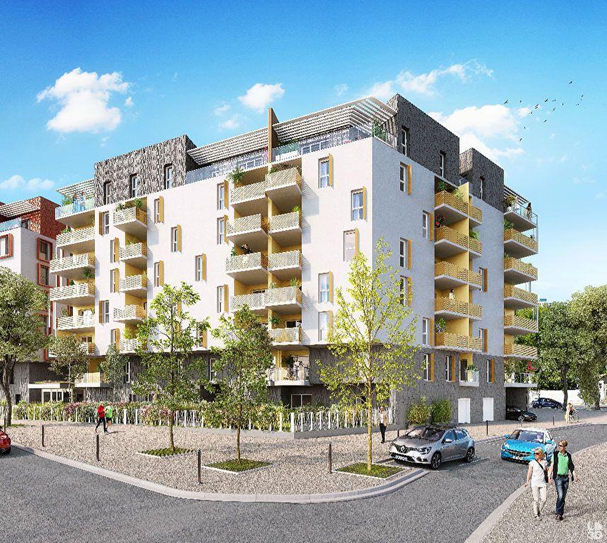 Appartement à vendre 2 46.5m2 à Montpellier vignette-5