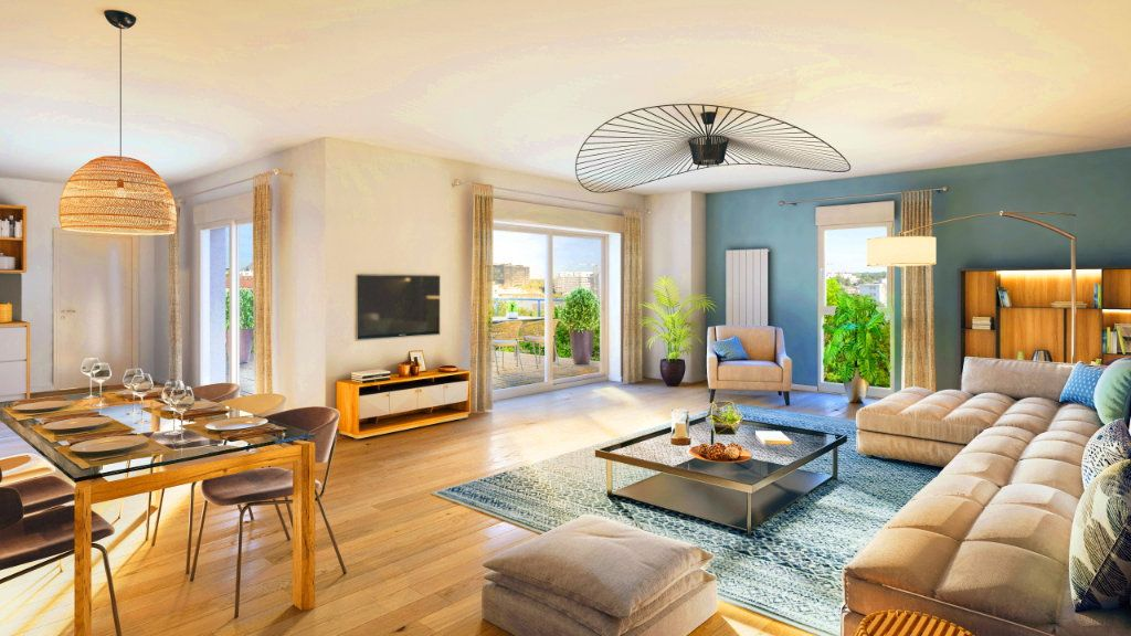 Appartement à vendre 2 46.5m2 à Montpellier vignette-6