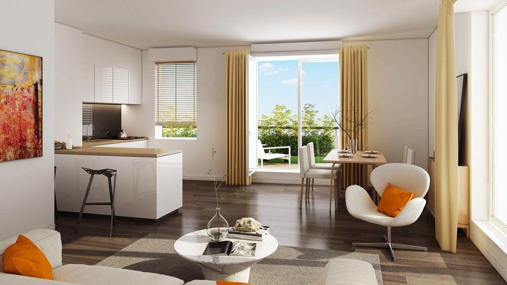 Appartement à vendre 5 122m2 à Montpellier vignette-4