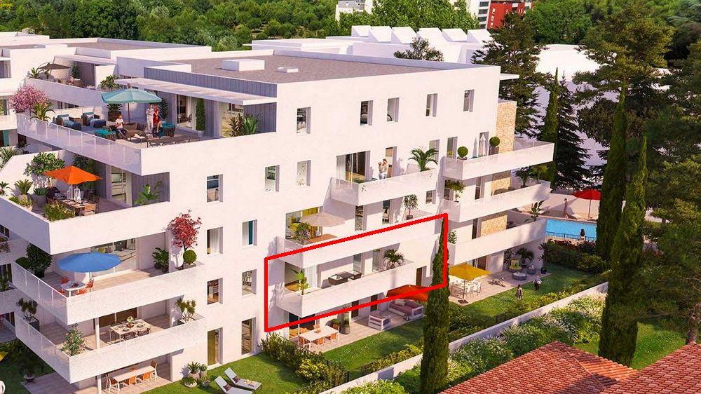 Appartement à vendre 3 69m2 à Montpellier vignette-4