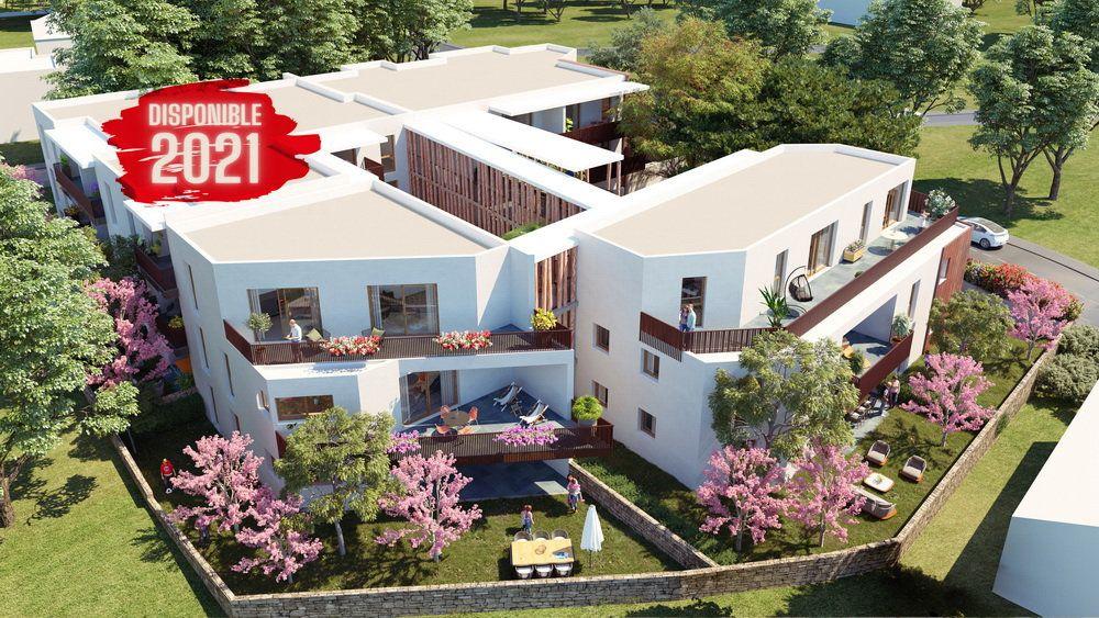 Appartement à vendre 2 45.5m2 à Montpellier vignette-1