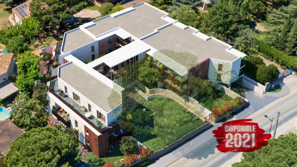Appartement à vendre 2 45.5m2 à Montpellier vignette-2