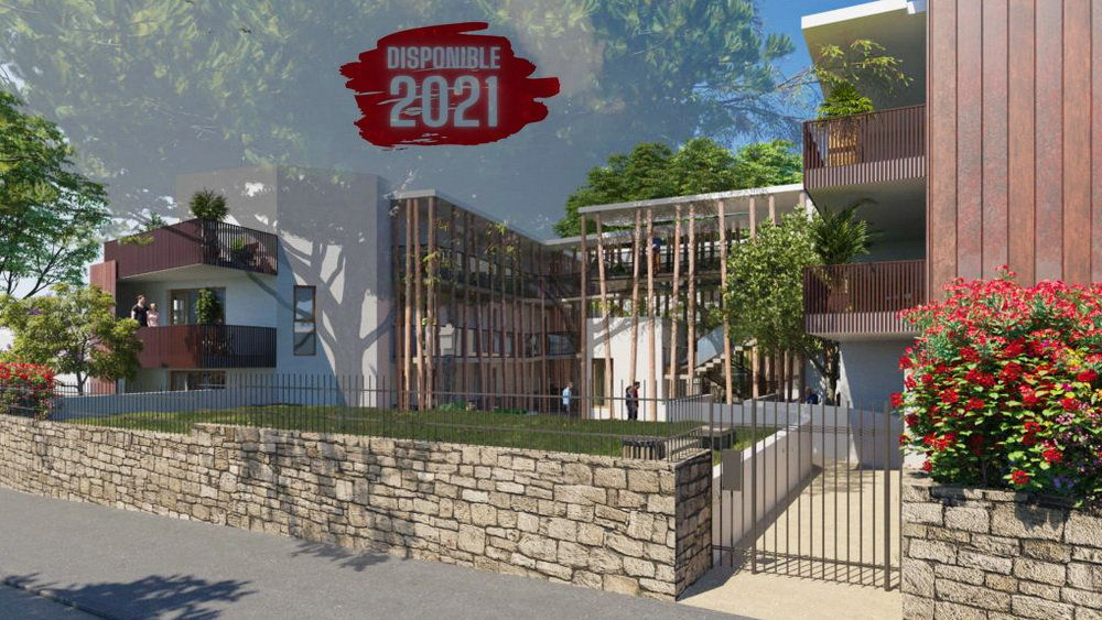 Appartement à vendre 2 45.5m2 à Montpellier vignette-4