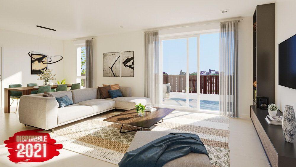 Appartement à vendre 3 65.1m2 à Montpellier vignette-2