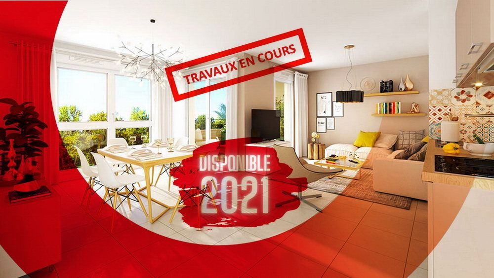 Appartement à vendre 3 56m2 à Montpellier vignette-2