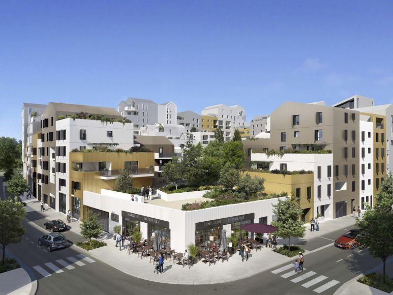 Appartement à vendre 2 55m2 à Montpellier vignette-3