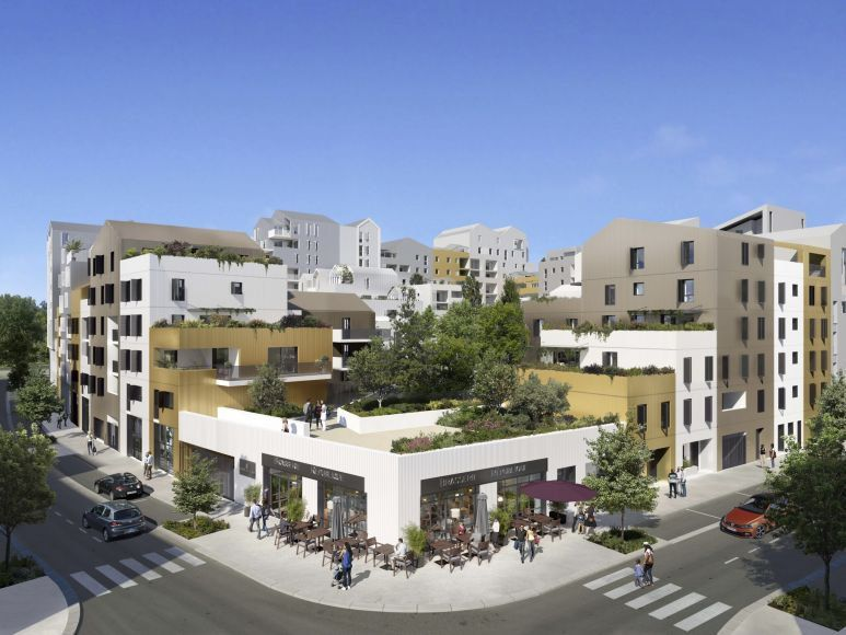 Appartement à vendre 3 67m2 à Montpellier vignette-3
