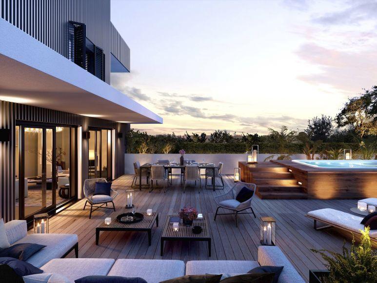 Appartement à vendre 4 106m2 à Montpellier vignette-6