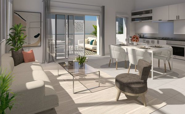 Appartement à vendre 2 38m2 à Montpellier vignette-1