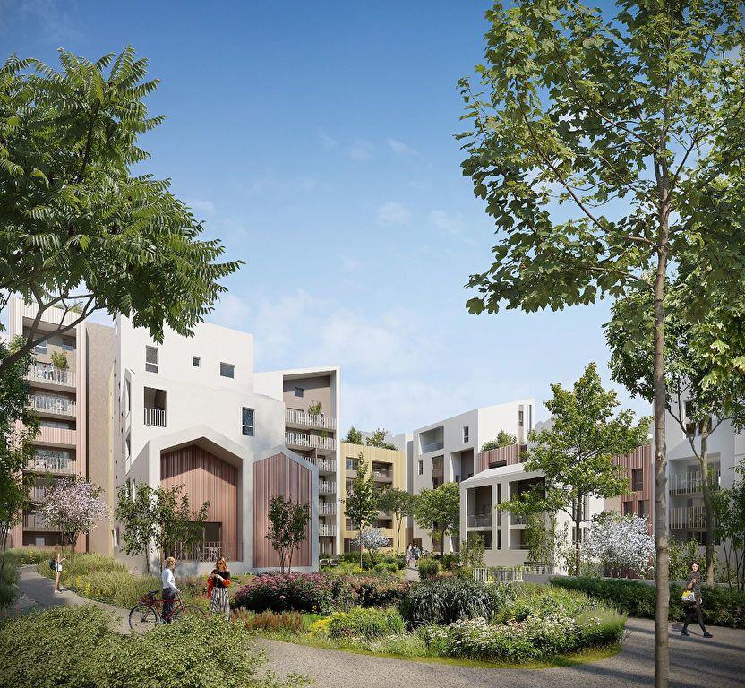 Appartement à vendre 2 45m2 à Montpellier vignette-2