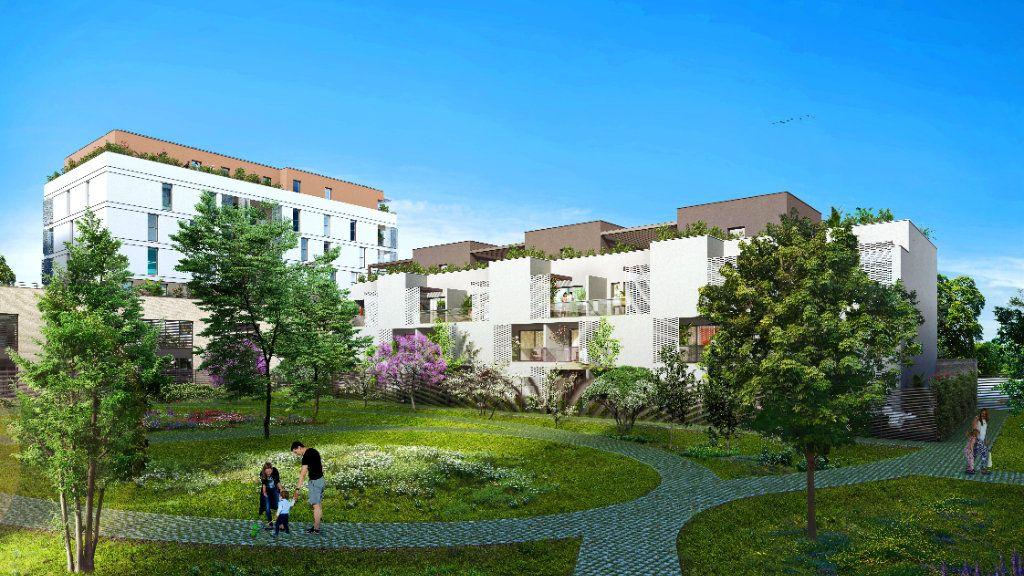 Appartement à vendre 2 45m2 à Montpellier vignette-1