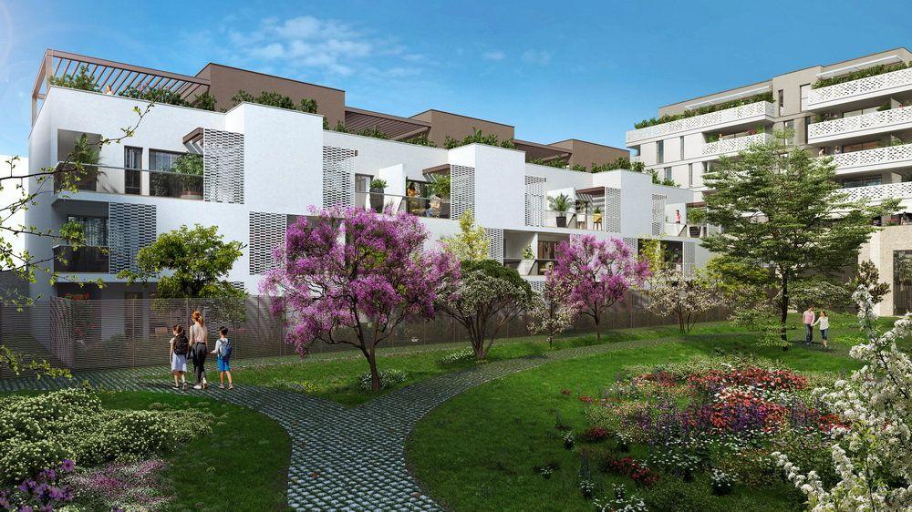 Appartement à vendre 2 44m2 à Montpellier vignette-3