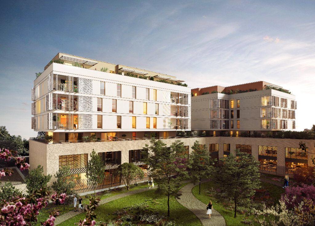 Appartement à vendre 4 95.3m2 à Montpellier vignette-2