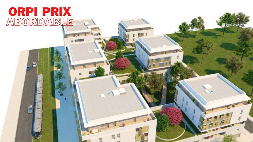 Appartement à vendre 2 39m2 à Montpellier vignette-4