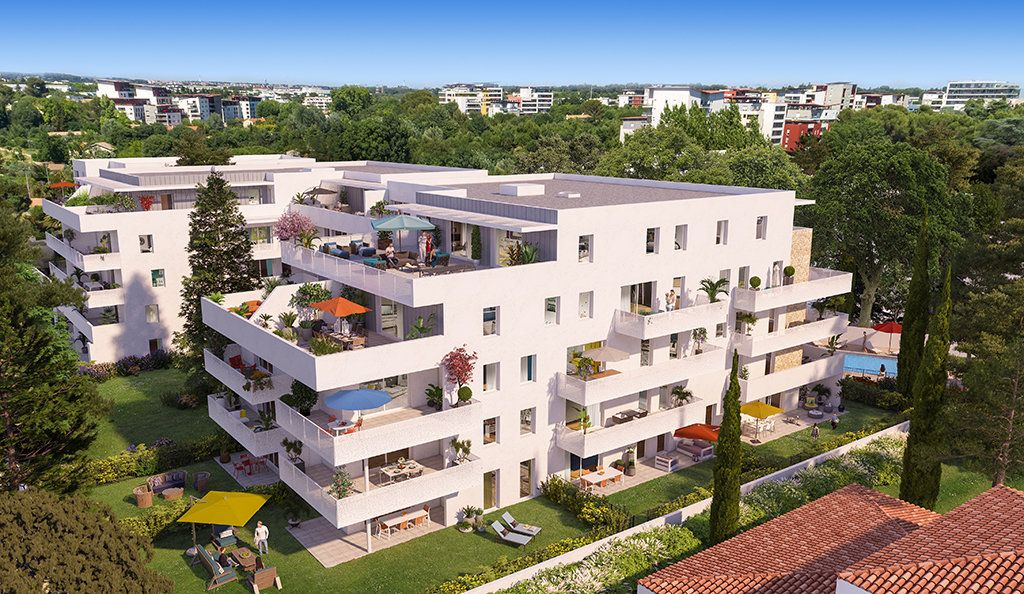 Appartement à vendre 5 116m2 à Montpellier vignette-3