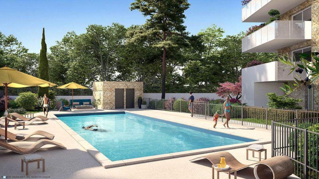 Appartement à vendre 1 28m2 à Montpellier vignette-1