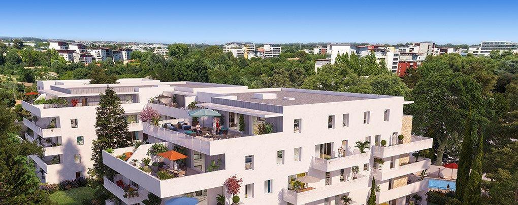 Appartement à vendre 1 28m2 à Montpellier vignette-2