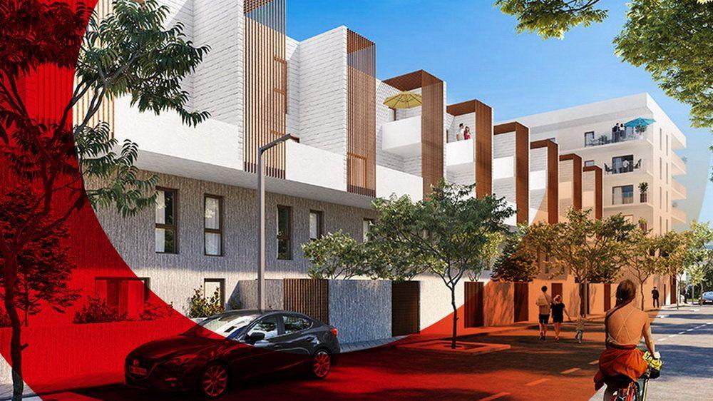 Appartement à vendre 3 58m2 à Montpellier vignette-3