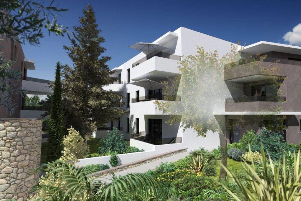 Appartement à vendre 2 44.6m2 à Montpellier vignette-1