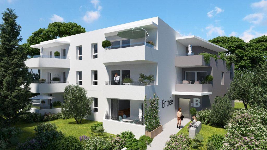 Appartement à vendre 2 44.6m2 à Montpellier vignette-2