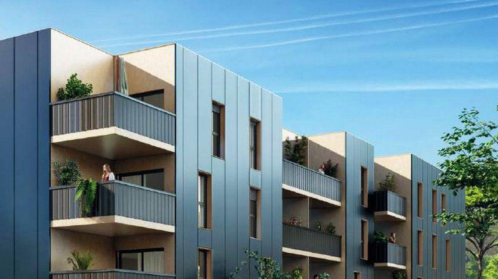 Appartement à vendre 2 41m2 à Montpellier vignette-2