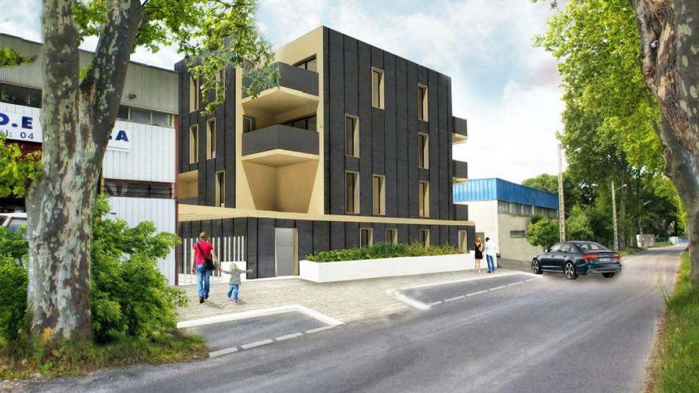 Appartement à vendre 2 41m2 à Montpellier vignette-4