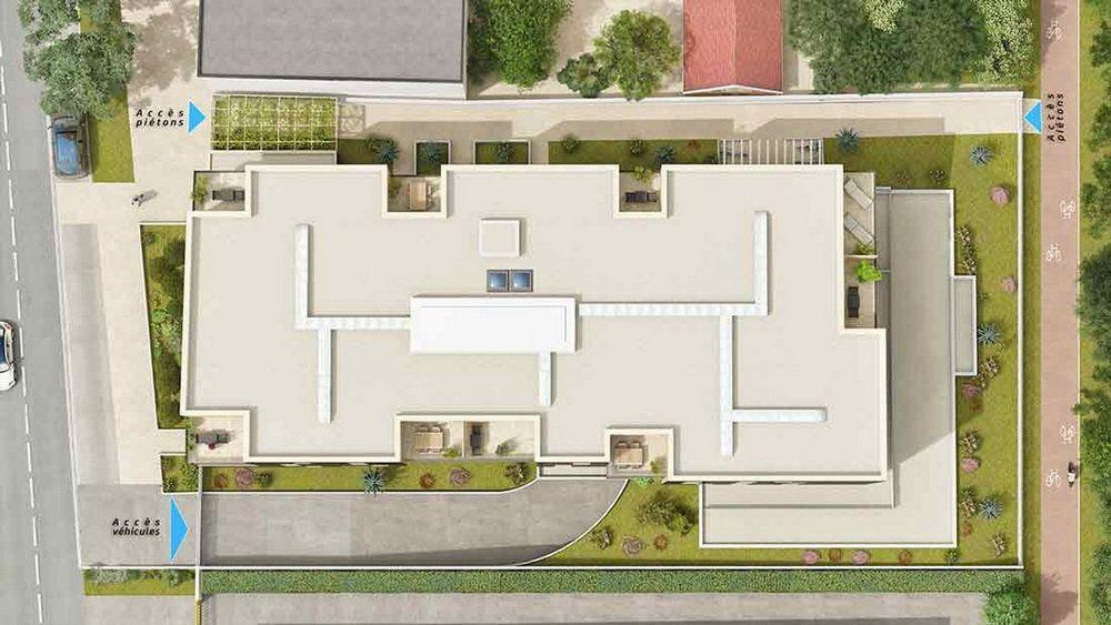 Appartement à vendre 2 41m2 à Montpellier vignette-5