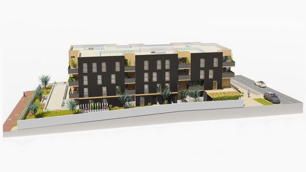 Appartement à vendre 2 41m2 à Montpellier vignette-6